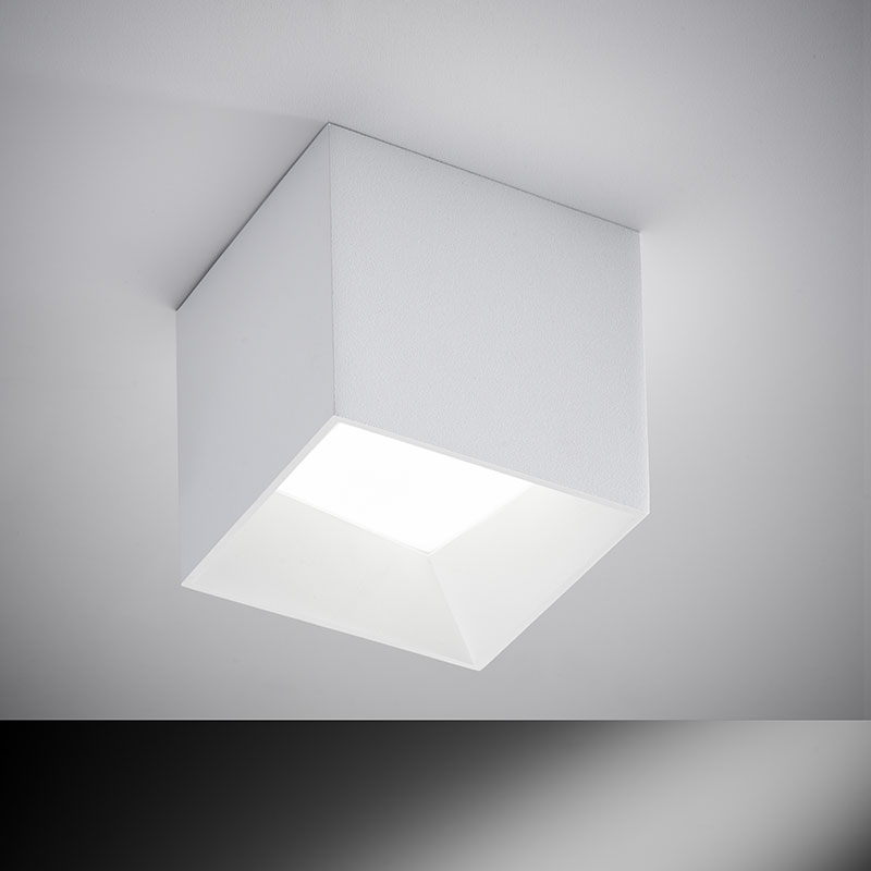 Vivida international illuminazione serie CUBE